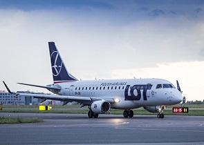 LOT Polish Airlines will launch flights from Warsaw to Luxembourg
