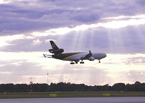 Cargo transport at Chopin Airport increases