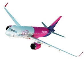 New WizzAir routes from Warsaw